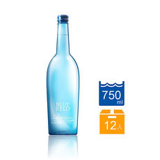 ~BLUE KELD~藍凱爾天然礦泉水 750ml ^(12入箱^)