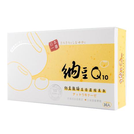 【東華堂】日本一番納豆Q10體驗組(4入組)
