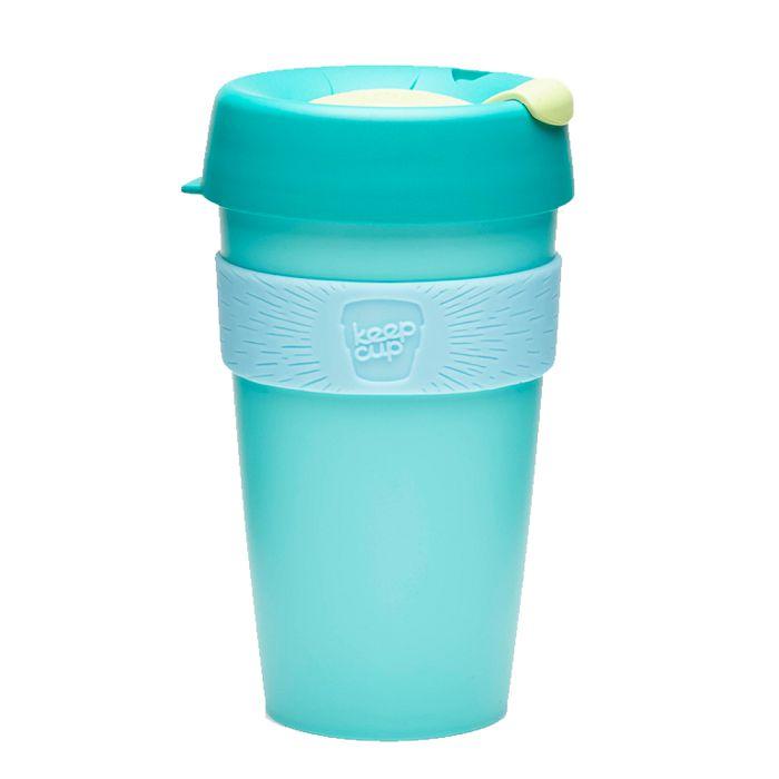 澳洲 KeepCup 隨身咖啡杯 L - 青瓷