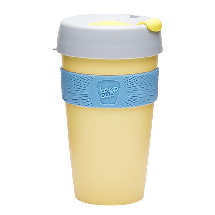 澳洲 KeepCup 隨身咖啡杯 L - 卡士達