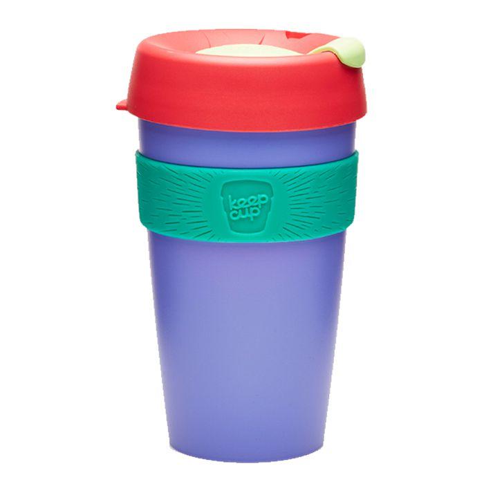 澳洲 KeepCup 隨身咖啡杯 L - 綻放