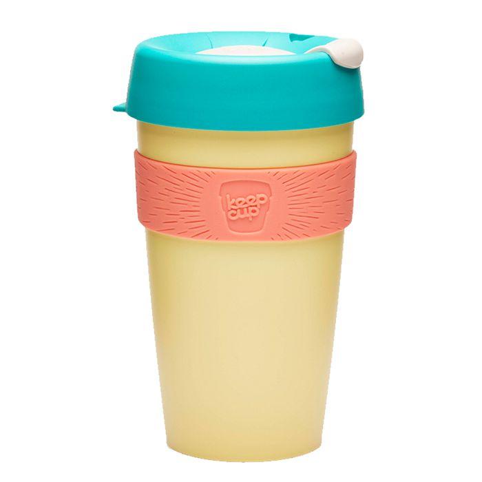 澳洲 KeepCup 隨身咖啡杯 L - 蜜蘋