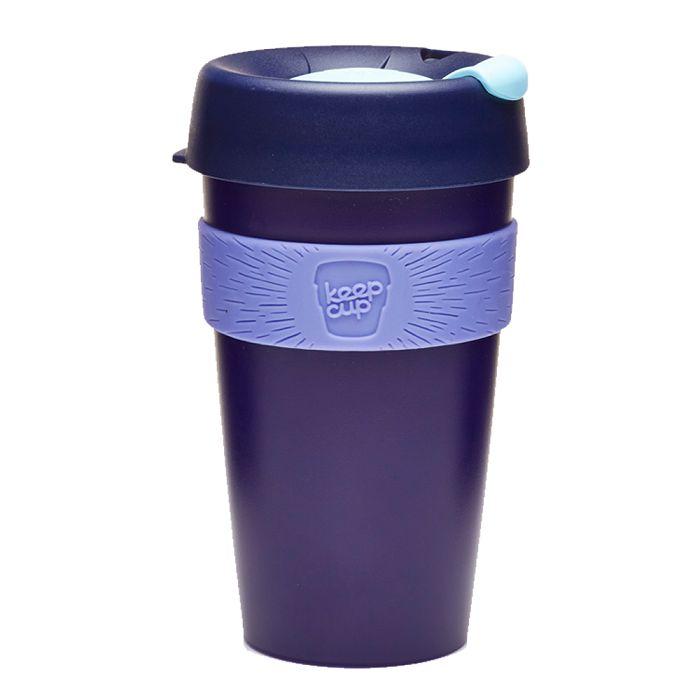澳洲 KeepCup 隨身咖啡杯 L - 藍莓