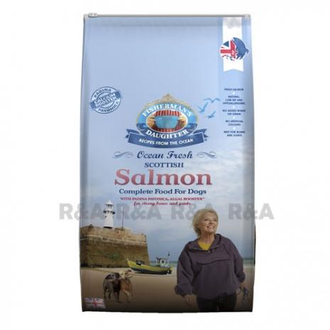 【FISHERMAN'S DAUGHTER 漁家女】全營養鮭魚無穀配方10KG