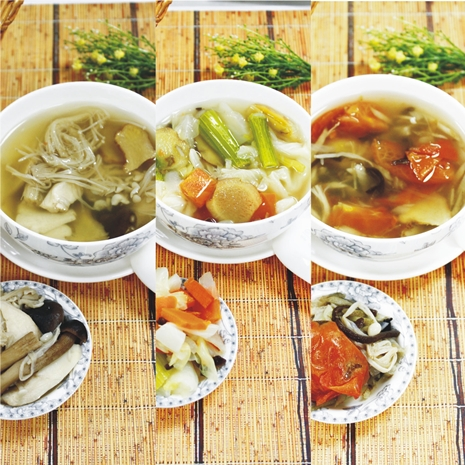 【快樂大廚】蔬菜巫婆湯6包體驗組(300g/包3種口味均分)