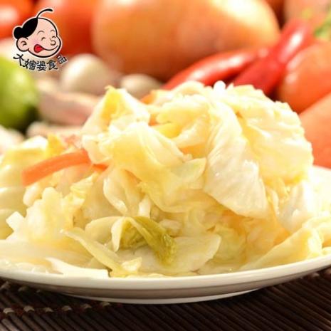 【大嬸婆】台式泡菜12包組(200g/包)