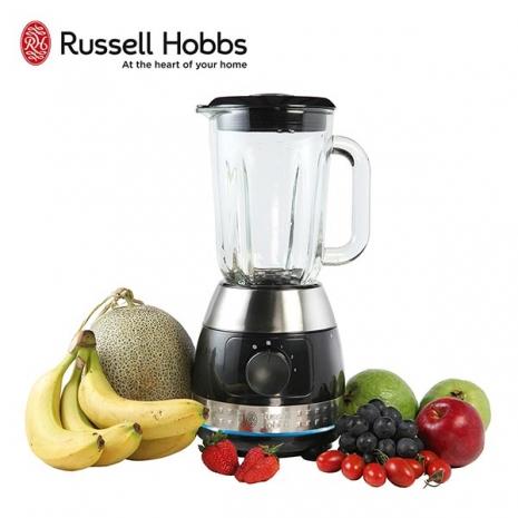 (福利品9成新)Russell Hobbs 英國羅素 炫彩冰沙調理果汁機 20230TW