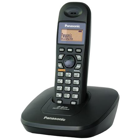 國際Panasonic 2.4GHz數位式無線電話KX-TG3611