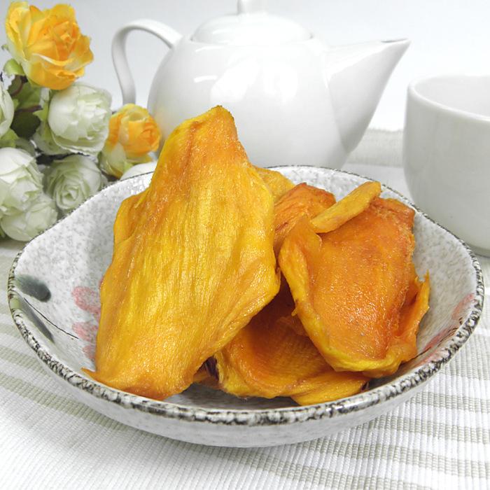 下單79折【風之果】鮮製無糖愛文芒果乾1包