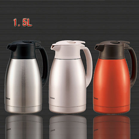 象印 保溫瓶 SH-HA15 桌上型 不銹鋼真空保溫壺【特賣】