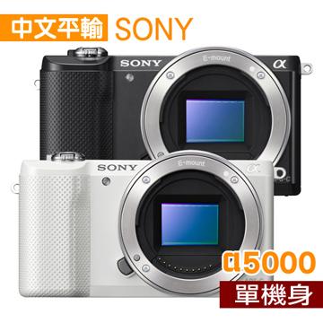 SONY A5000 單機身*(中文平輸)
