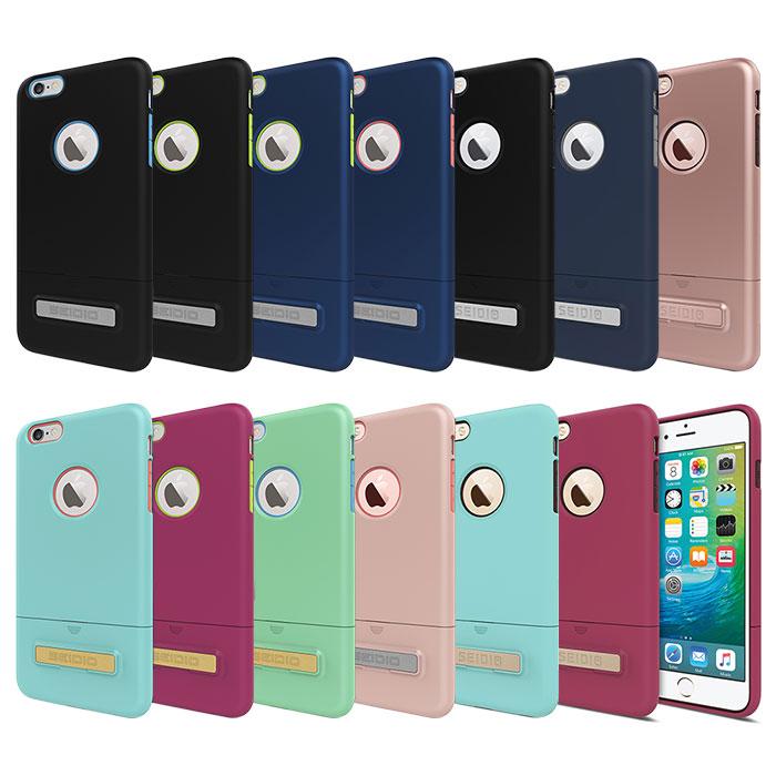 SEIDIO NEW SURFACE 都會時尚雙色保護殼 for iPhone 6/6s Plus 5.5吋
