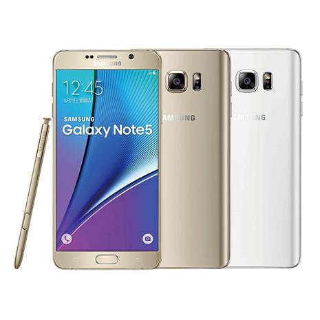 Samsung Galaxy NOTE 5 N9208 旗艦機皇 64G版(贈送玻璃保貼+觸控筆)