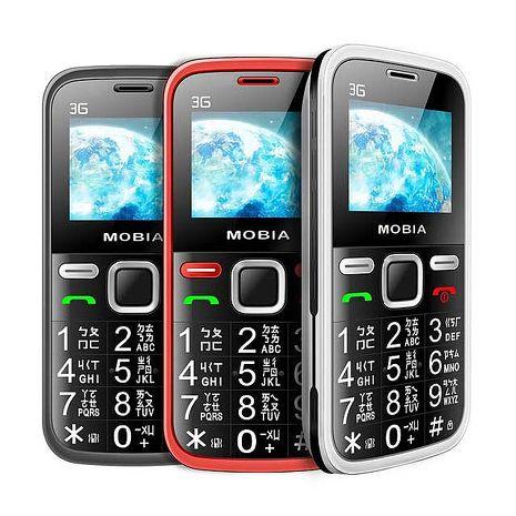 摩比亞 MOBIA M103 最夯3G直立式手機-黑色款 (贈10合1萬用充電線)