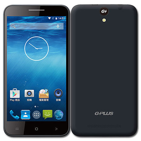 G-PLUS F66 4G無相機6吋螢幕智慧型手機(贈原廠視窗皮套+玻璃保貼)