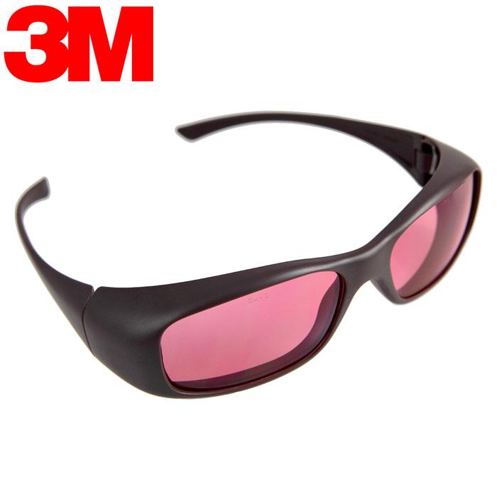 特賣★《3M》 耐衝擊運動眼鏡 (OSE 22101紅色)