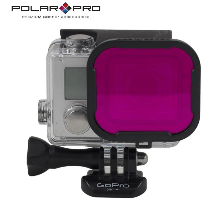 Polar Pro 洋紅濾鏡◎40米專用◎P1002
