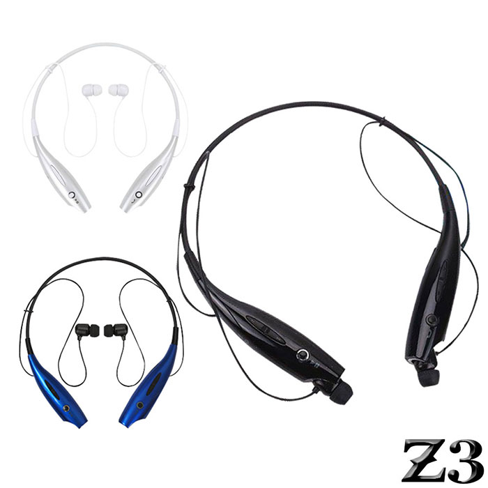 長江 NAMO Z3 運動型防汗頸掛藍牙耳機(藍芽4.0)