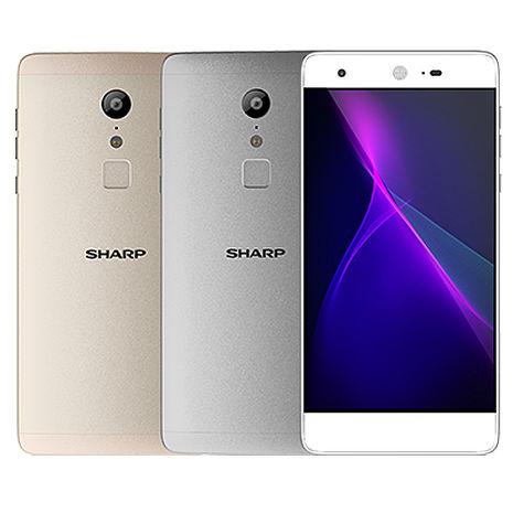Sharp Z2 5.5吋十核心智慧手機 (4G/32G)-贈原廠皮革式背蓋套+保貼