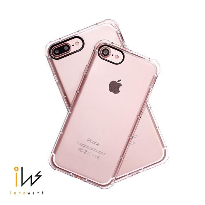 innowatt iPhone 7 Plus氣墊減震式防摔保護殼 5.5吋