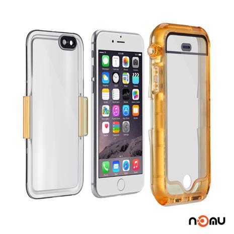【NOMU】Poseidon iPhone 6 防水手機殼 (黎明金)