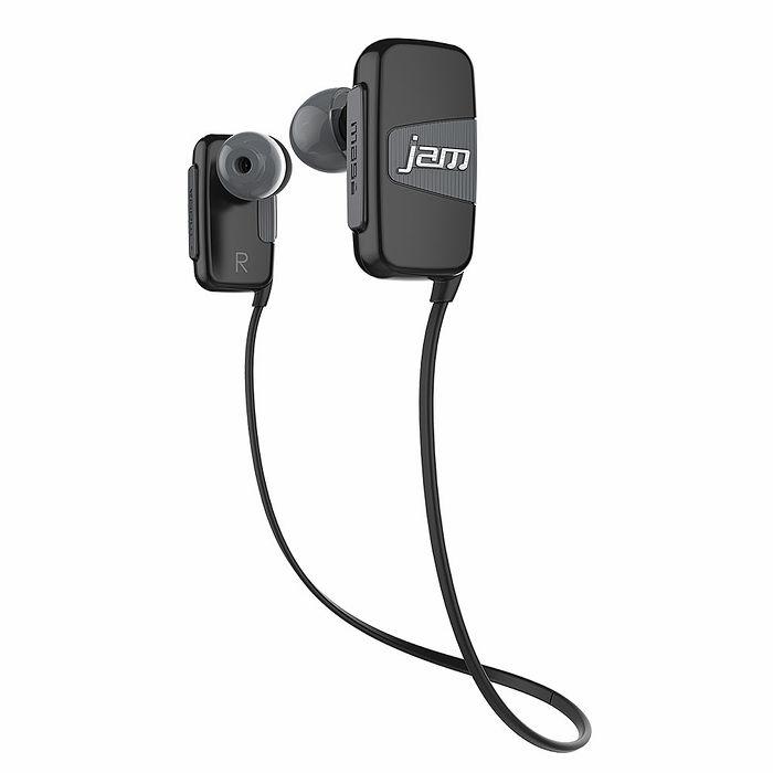 JAM Transit Mini 無線運動防水藍牙耳機-灰