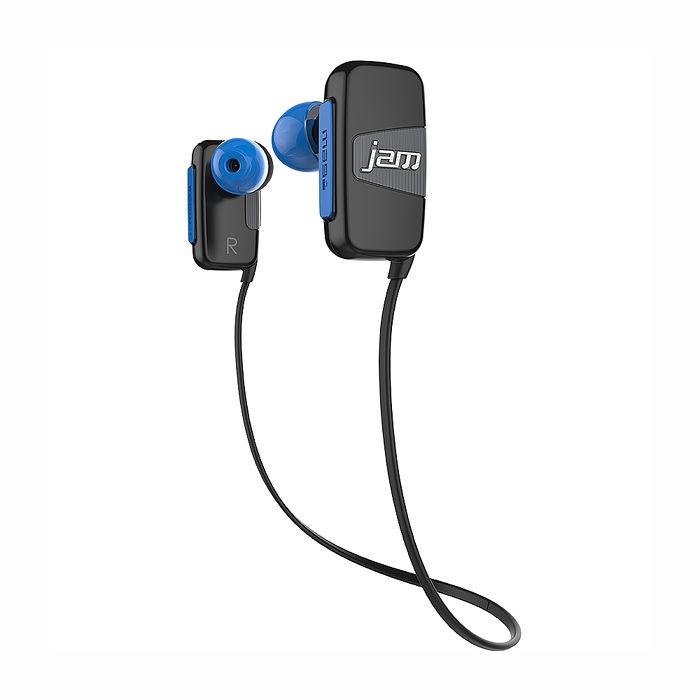JAM Transit Mini 無線運動防水藍牙耳機-藍