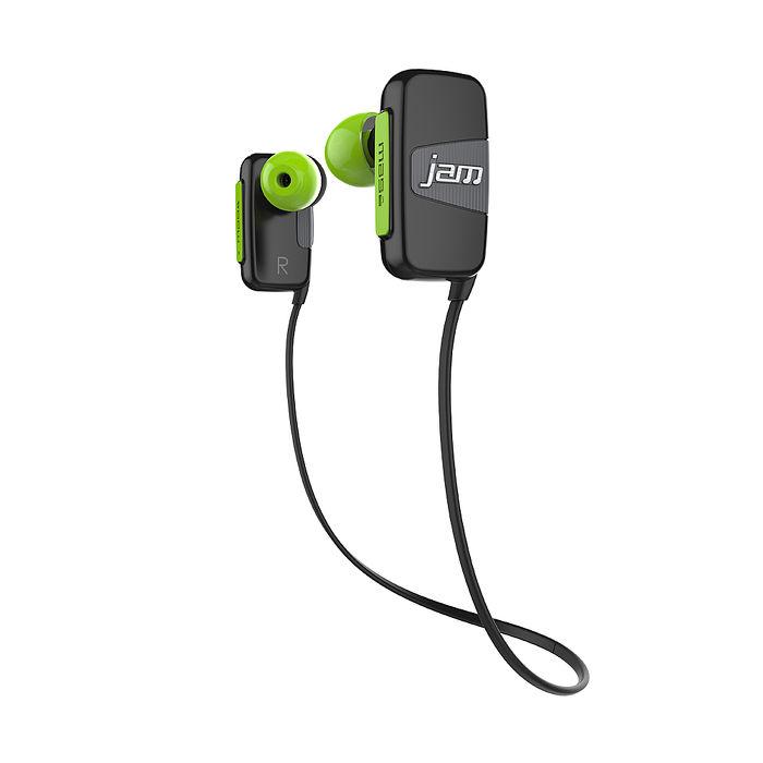 JAM Transit Mini 無線運動防水藍牙耳機-綠