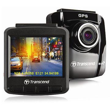 創見 DrivePro 220 【附創見16G卡】 FullHD 1080P GPS WiFi 行車記錄器