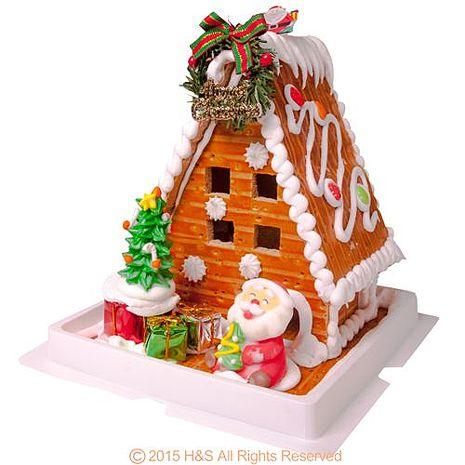 聖誕歡聚屋(薑餅屋 DIY)《活動至12/23止》
