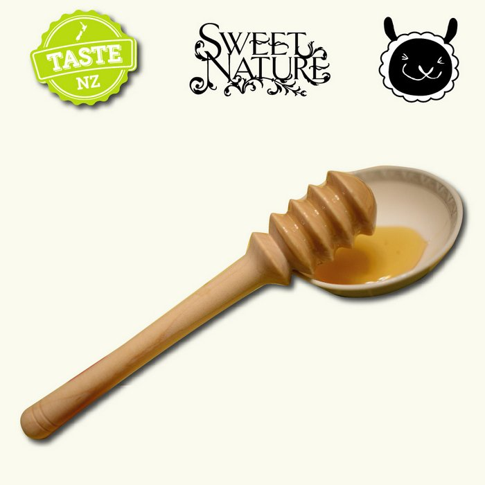 【壽滿趣-紐西蘭原裝進口】Sweet Nature - 實木蜂蜜棒(北美進口楓木)