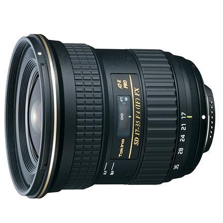 TOKINA AT-X PRO FX 17-35mm F4 變焦鏡頭 (公司貨) Nikon用