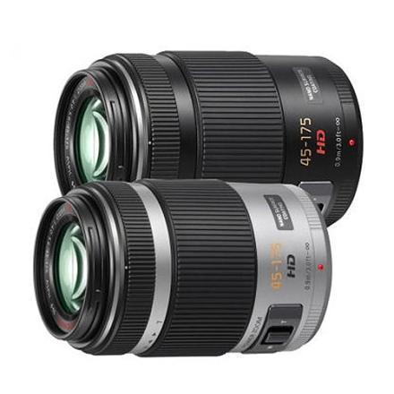 Panasonic LUMIX G X 45-175mm F4-5.6 HD 望遠變焦鏡 (45-175,台灣松下公司貨)