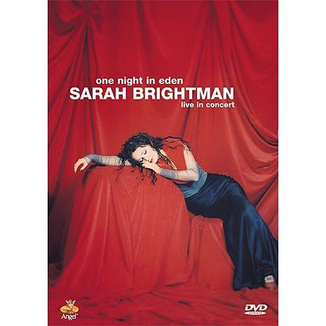 【麗音影音】莎拉布萊曼-重回失樂園南非音樂會 DVD