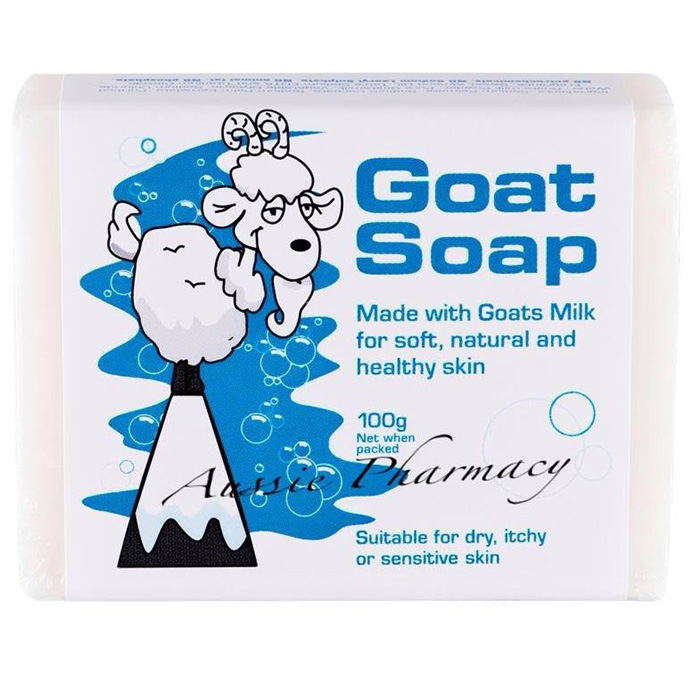 Goat Milk Soap澳洲純手工製作山羊奶皂-原味