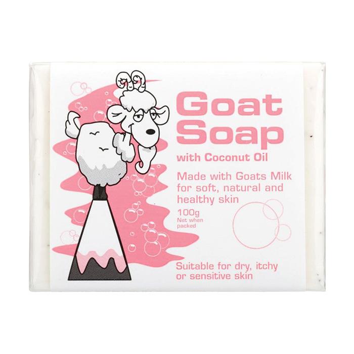 Goat Milk Soap澳洲純手工製作山羊奶皂-椰子油