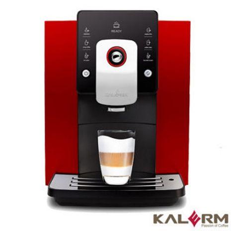 【KALERM 咖樂美】全自動咖啡機 KLM1601 (紅)