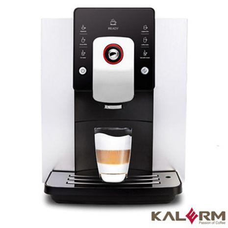 【KALERM 咖樂美】全自動咖啡機 KLM1601 (白)