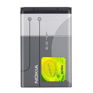 NOKIA BL-5C BL5C 原廠電池 (裸裝)