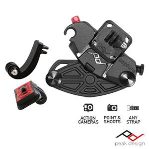 Peak Design Capture P.O.V. 小型相機快夾系統 Gopro/小數位相機適用 公司貨 小型相機快夾系統