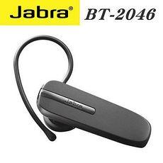 貨 Jabra BT2046 雙待機耳掛式藍芽耳機 1對2藍芽耳機 超長待機
