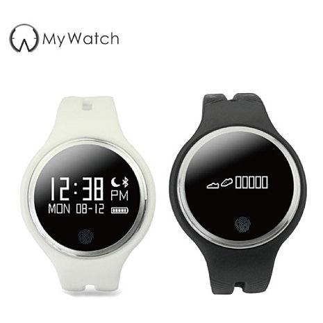 My Watch 第三代 防水IP67 運動計步藍牙智慧手環 E07 運動手環 藍芽4.0 心律監測 訊息通知