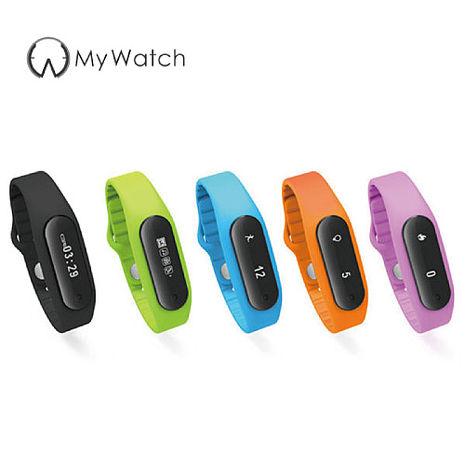 My Watch 藍芽智慧運動手環 E06 藍芽4.0 心律監測 通知