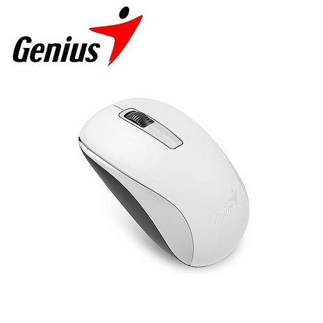 Genius 昆盈 NX-7005 藍光無線滑鼠-氣質白 (NX-7005-WH)