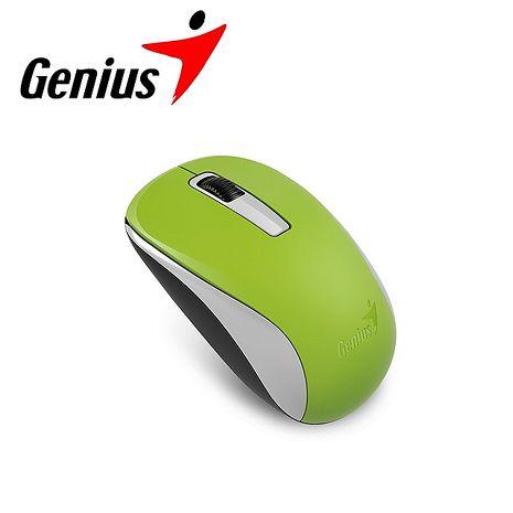 Genius 昆盈 NX-7005 藍光無線滑鼠-春天綠 (NX-7005-GN)