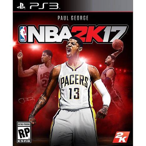 PS3遊戲  NBA 2K17-中文版