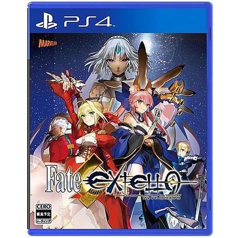 【預購】PS4 Fate/EXTELLA - 中文一般版