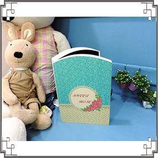 ~妙妙家居~↙ ↘木製皮革KEY BOX~LK18~1~點點玫瑰 木製鑰匙盒 收納盒 壁櫃