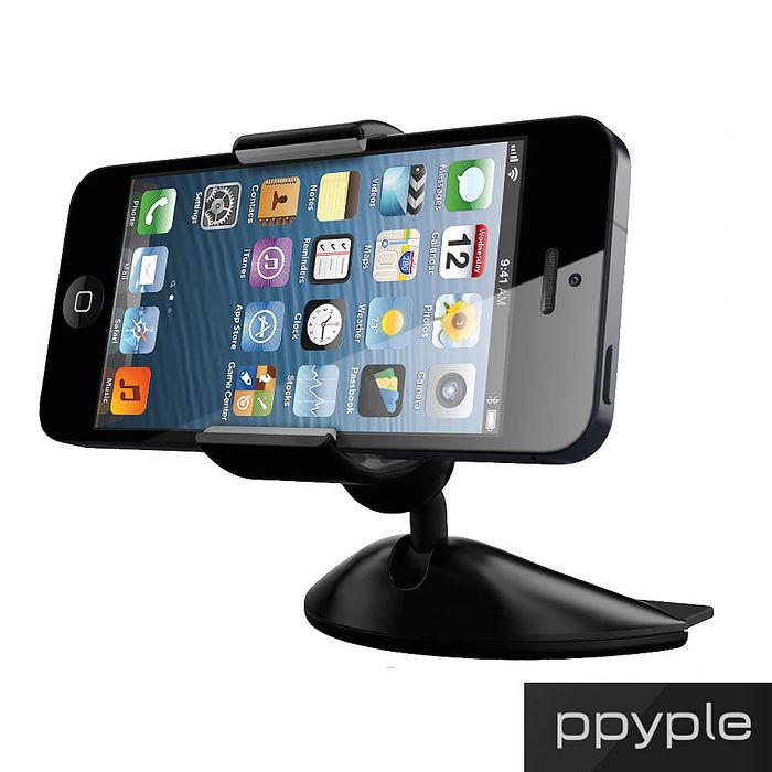 PPYPLE CD-Clip 5 通用型手機固定架