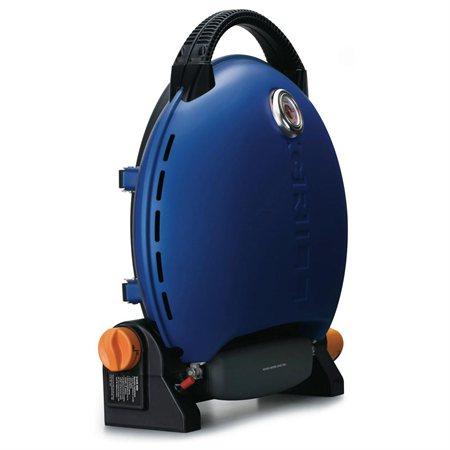 烤肉神器【O-Grill 3000T 】 美式時尚可攜式瓦斯烤肉爐-帥氣藍